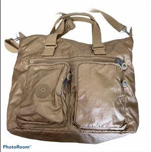 Kipling Metallic Bag